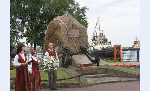 Памятник морякам и рыбакам