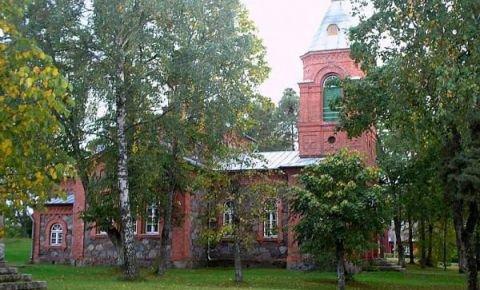 Ainažu Sv. Arsēnija pareizticīgo baznīca