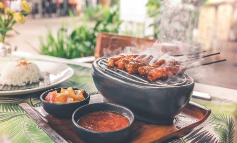 Vasarīgas mērces kā piedeva piknika sezonas maltītēm – iesaka Barbora garšas eksperts Dzintars Kristovskis