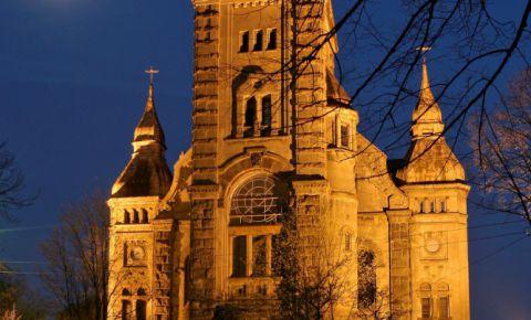Церковь Лютера в Лиепае