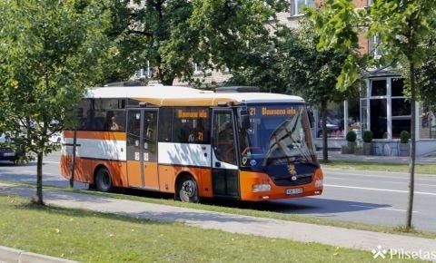 Bezmaksas sabiedriskais transports būs pieejams plašākam rēzekniešu lokam