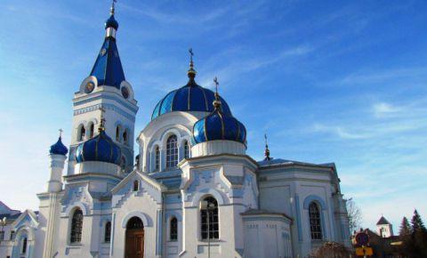 Православный храм Святой Анны и Святого Симеона