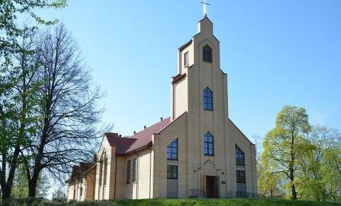 Krustpils Vissvētās Trīsvienības Romas katoļu baznīca