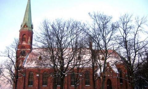 Rīgas Sv.Trīsvienības luterāņu baznīca