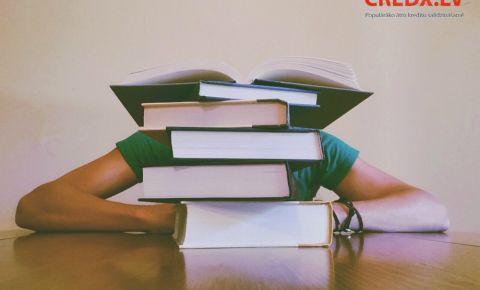 Kā sakrāt naudu studijām?