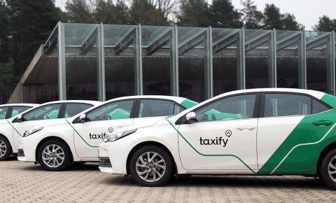 Turpmāk Taxify pakalpojumi būs pieejami arī Liepājā