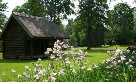 """""""Sēļu sēta"""" - Jēkabpils vēstures muzeja brīvdabas nodaļa"""
