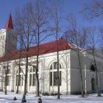 Krustpils luterāņu baznīca