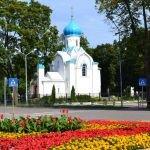 Sv. Aleksandra Ņevska pareizticīgo kapela