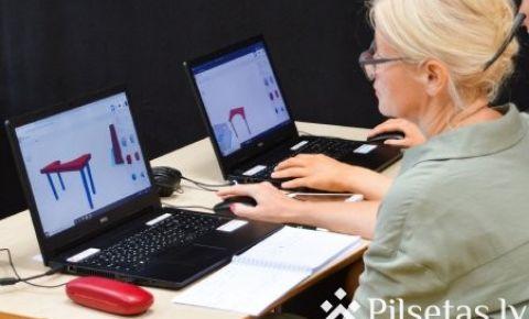 Ventspils Digitālais centrs aicina tiešsaistē apgūt 3D modelēšanu 3D printerim