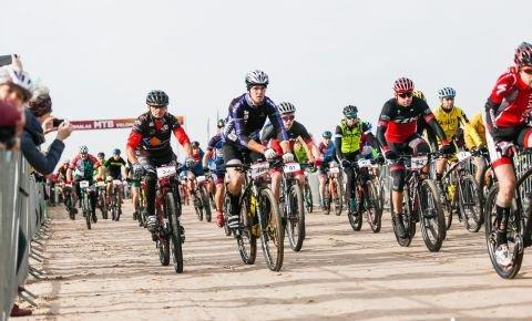 Ar ikgadējo Jūrmalas MTB velomaratonu krāšņi noslēdz  kalnu riteņbraukšanas sezonu