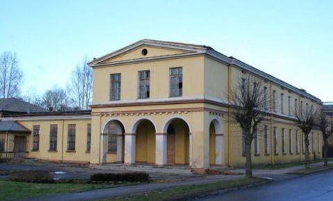 Ķemeru kūrortpoliklīnikas ēka