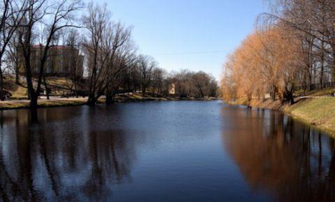 Озеро мельницы