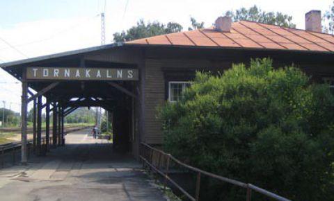 Станция Торнькална