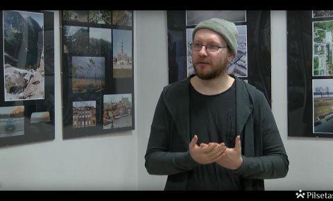 Ivara Utināna fotogrāfiju izstāde turpinās ceļot pa dažādām kultūras iestādēm