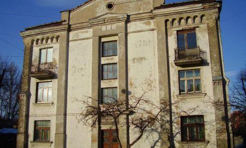 Алтнайе шул - самое старое здание синагоги