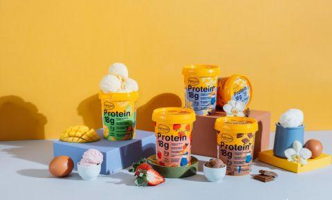 """""""Balticovo"""" pirmie Baltijā nāk klajā ar inovatīvu produktu - olu proteīna saldējumu"""