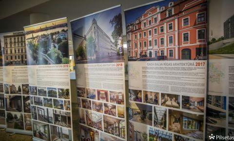 Rīgas dome apbalvos 2020. gada labākos arhitektus
