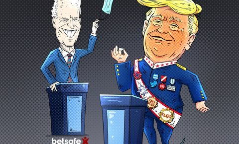 Bukmeikeri prognozē: ASV prezidenta vēlēšanās lielākas izredzes uzvarēt ir Baidenam