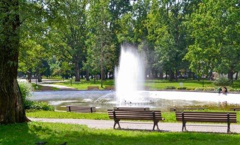 Dubrovina parks