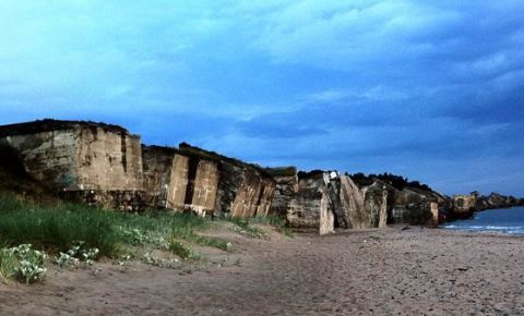 Северные форты Военного порта