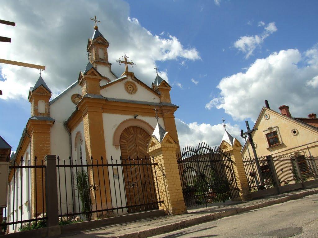 Bauskas Vissvētākā Sakramenta Romas katoļu baznīca