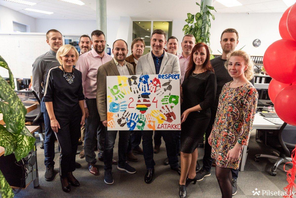 Latakko aprit 25 gadi. Kāpēc 2019. gadā uzņēmums ierindojās Latvijas labāko darba devēju TOP50, Latvijas uzņēmumu TOP100 un tika atzīts par sociāli atbildīgu?