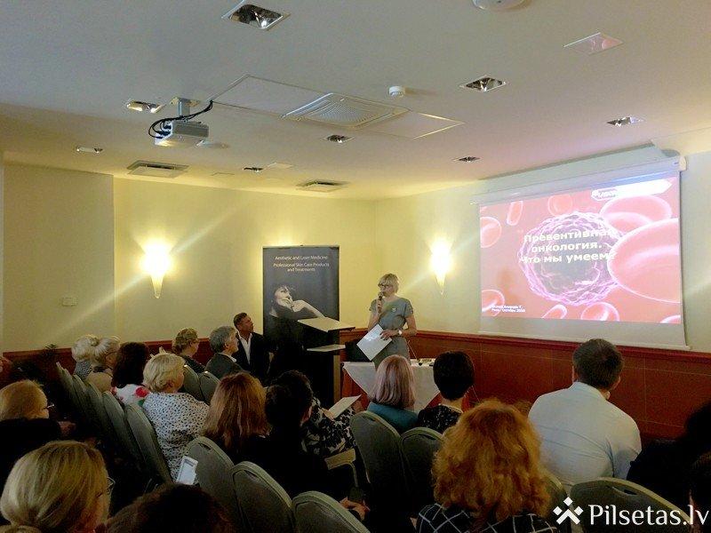 Rīgā notika Pirmā starptautiskā starpdisciplinārā ārstu konference par preventīvo medicīnu