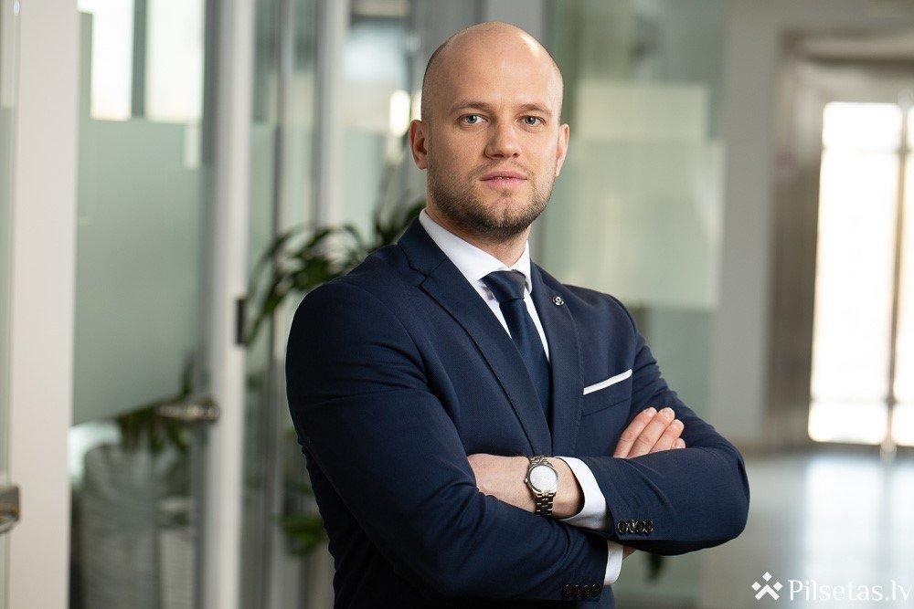 """Finanšu tehnoloģiju uzņēmuma """"SME Finance"""" Latvijas filiālei izraudzīts vadītājs"""