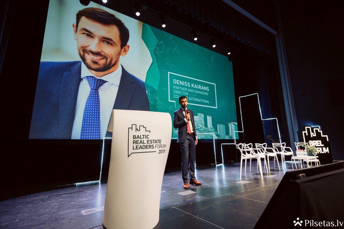 В Риге прошел ежегодный форум BREL, во время которого обсуждались наиболее важные тенденции и проблемы отрасли