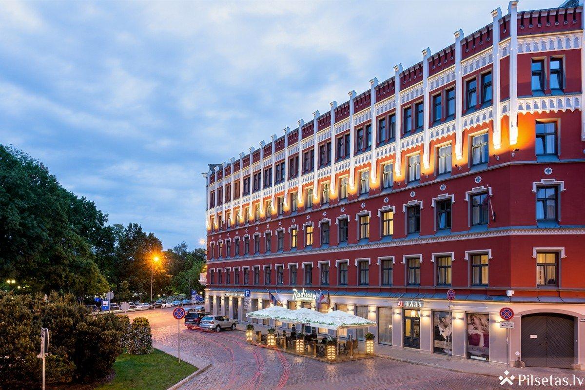 Radisson īpašumus Rīgā turpmāk pārraudzīs viesnīcu tīkla jaunais ģenerālmenedžeris Džerards Kellijs