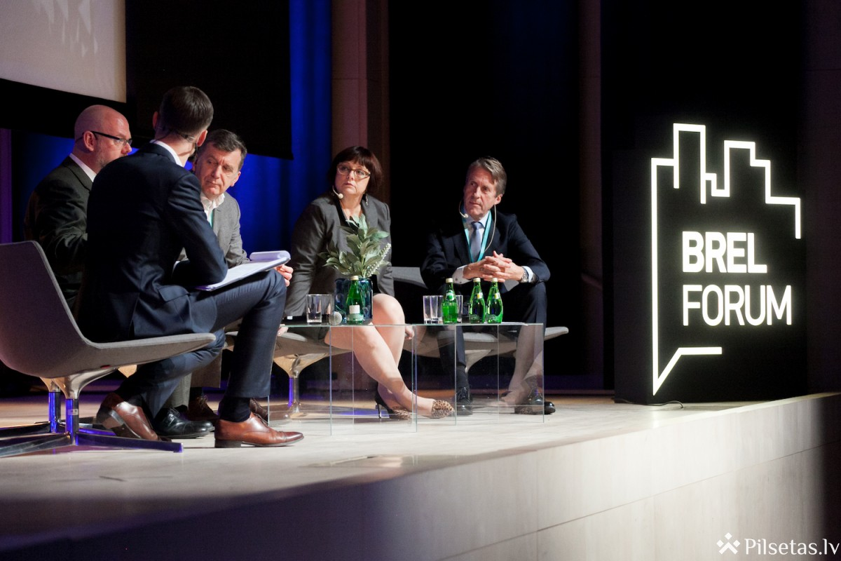 Форум BREL в Риге соберет ведущих экспертов в сфере недвижимости из Прибалтики и других Европейских стран