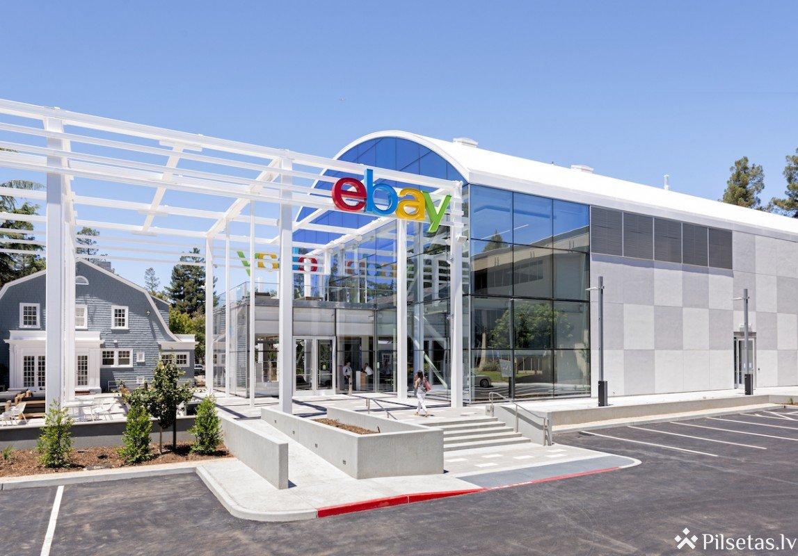 eBay paplašina līdzšinējo maksājumu pārvaldības sistēmu Latvijas tirgū