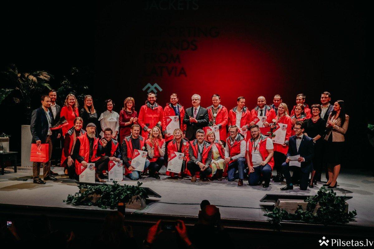 Apbalvoti 2019. gada izcilākie Latvijas eksportētāji