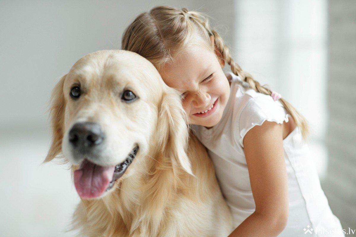 Bērnu drošība suņa tuvumā: ieteikumos dalās kinologs Ivars Lielpēteris