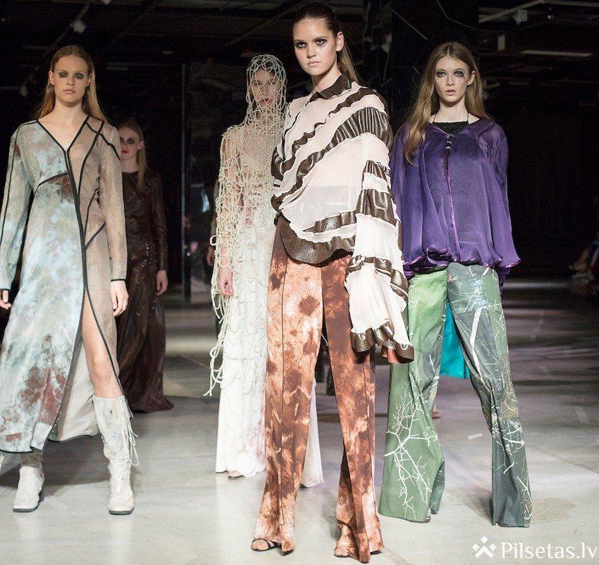 LMA studentu modes skates tiešraidē tiks prezentētas 20 jauno modes mākslinieku kolekcijas