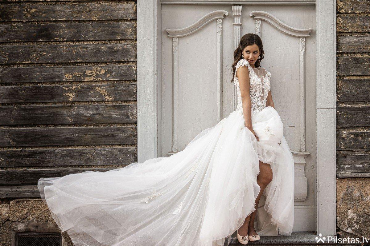 Klāt jaunā Ingrida Bridal 2020. gada kāzu kleitu kolekcija
