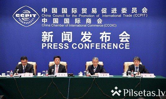 Šonedēļ Rīgā gaidāma Latvijas-Ķīnas ekonomiskajām attiecībām veltīta konference