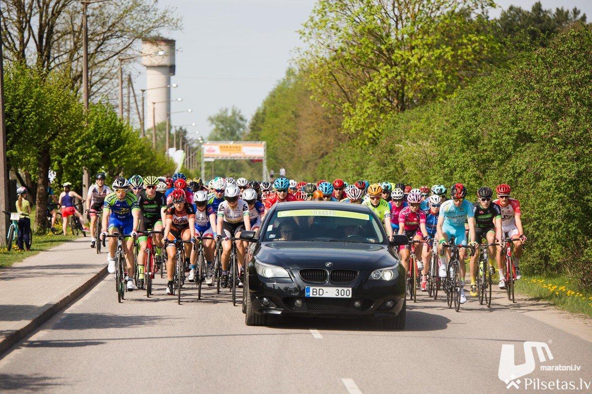 Ķekavas velomaratonā aicināti piedalīties Latvijas aktīvākie riteņbraucēji