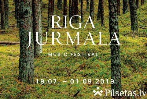 RĪGA-JŪRMALA Mūzikas Festivāls