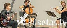 "Grupas ""Grey velvet Trio"" koncerts"