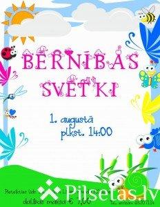 Bērnības svētki Līvānu novada Kultūras centrā