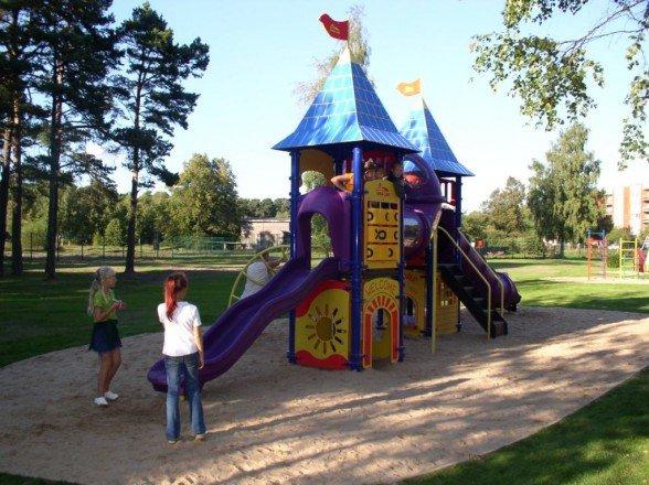 Bērnu parks Fantāzija