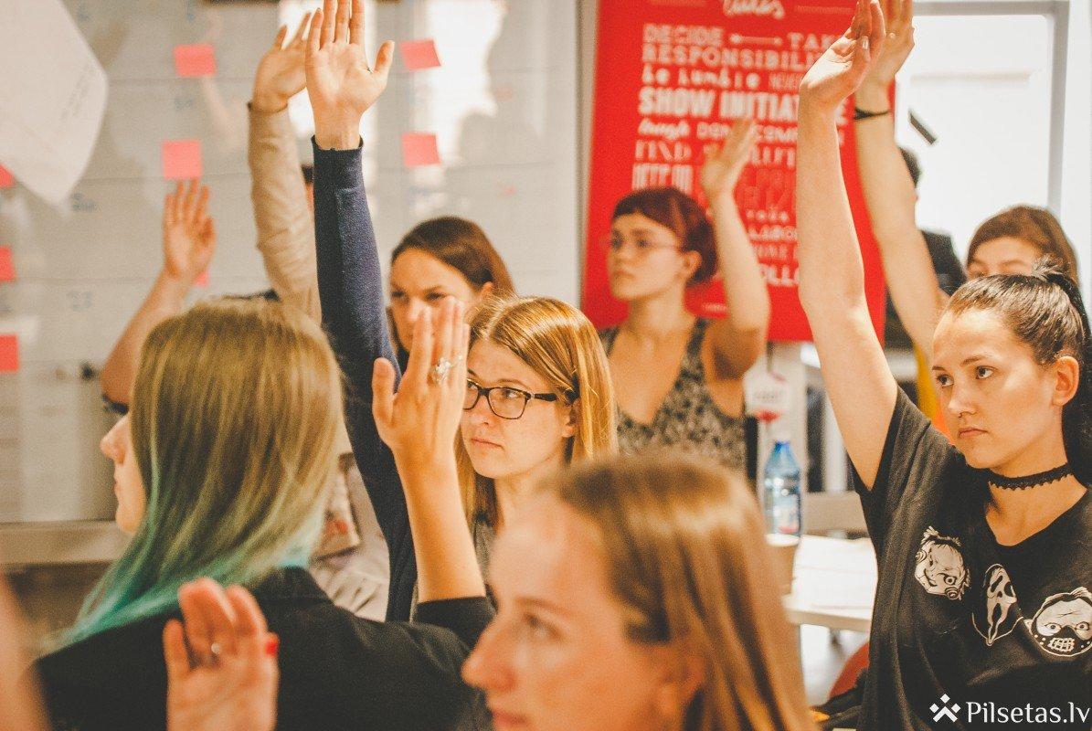 Aicina jelgavniekus piedalīties dizaina  domāšanas praktiskajā seminārā