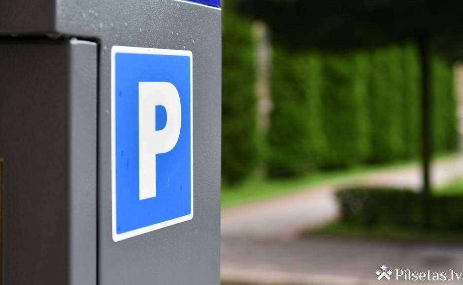 Daudzbērnu ģimenes autostāvvietas Daugavpilī varēs izmantot bez maksas