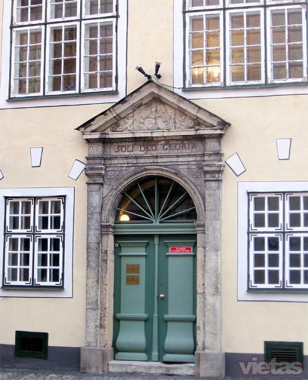 Latvijas Arhitektūras muzejs