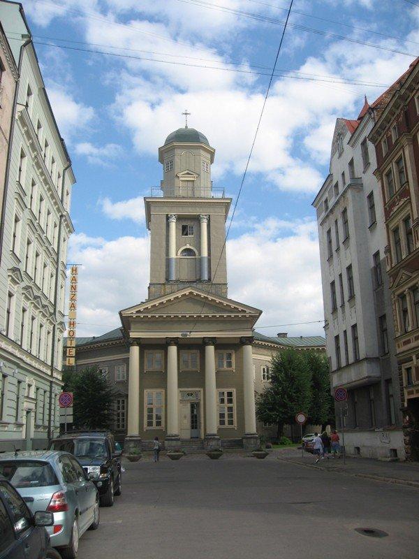 Sv. Jēzus luterāņu baznīca