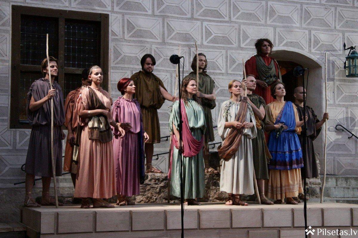 """Aicina uz Kurzemes-Zemgales hercogu Ketleru laika mūzikas un mākslas festivālu """"Vivat Curlandia!"""""""