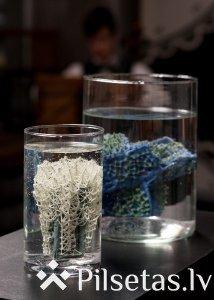 """""""Jūras vārtos"""" būs skatāma porcelāna izstāde"""