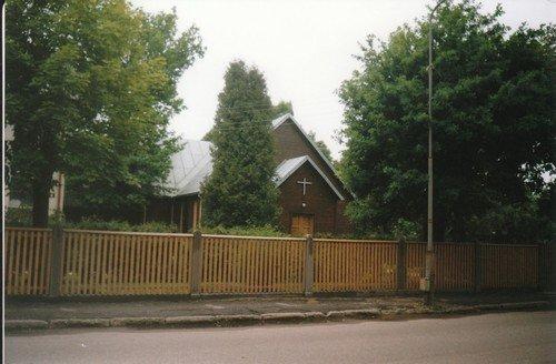 Baptistu baznīcas